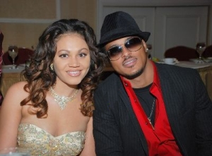 Nadia and Van Vicker