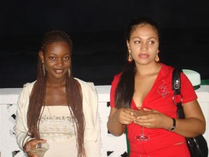 Jackie Appiah and Nadia Buari