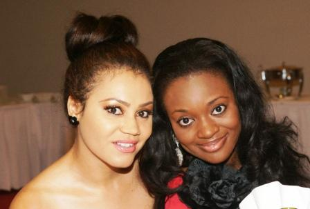 Nadia Buari and Jackie Appiah