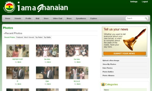 I am a Ghanaian - Recent Photos