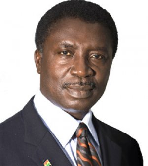 Prof. Frimpong Boateng founder of National Cardiothoracic Center