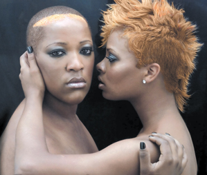Black female lesbians