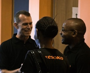 Mark Davies CEO and Founder of Esoko Ghana