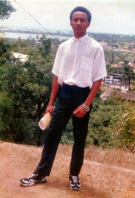 ADISCO Boy Emmanuel Owusu-Bonsu