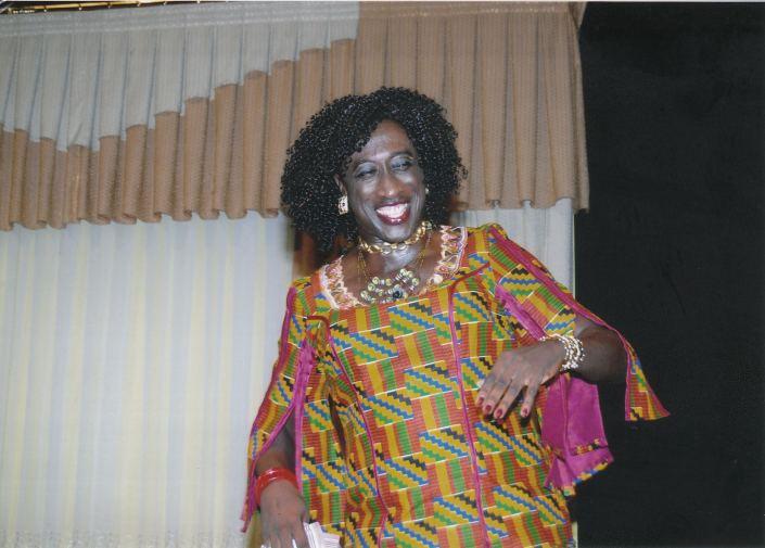 Kwaku Sintim-Misa as Afia Siriboe