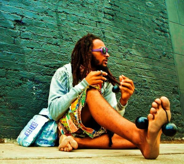 Wanlov The Kubolor - the barefoot vagabond